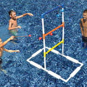 Swimline Ladder Ball Bolo Toss Game - Item 91691