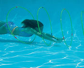 Swimline Slalom Hoops for Swimming Pools - Item 9170