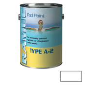Ramuc Type A-2 Chlorinated Rubber Based Pool Paint 1 Gal White - Item 962231101