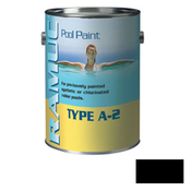 Ramuc Type A-2 Chlorinated Rubber Based Pool Paint 1 Gal Black - Item 962232101