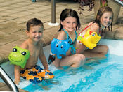 Swimline Animal Fun Band Swimmies - Item 98065