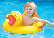 Swimline Ducky Seat Float for Infants - Item 9875