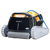 Dolphin Triton Robotic Pool Cleaner with Power Stream - Item 99996207-US