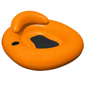 Airhead Designer Series Float Tube - Tangerine - Item AHDS-006