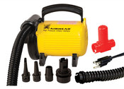 Airhead High Pressure 120v Air Pump - Item AHP-120HP