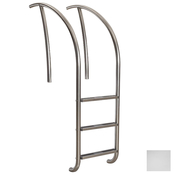S.R. Smith Artisan Series Hand Ladder - Polished Steel - Item ART-1003