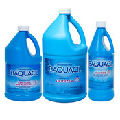 Baquacil Kit - 12 Baquacil - 12 Baquacil Shock - 2 Algaecide - Includes Free ... - Item BAQ3