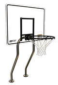 S.R. Smith Swim-N-Dunk Challenge Residential Basketball Game - Item BASK-CH