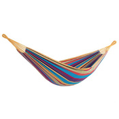 Vivere Brazilian Style Single Hammock - Tropical - Item BRAZ120