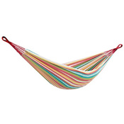 Vivere Brazilian Style Single Hammock - Salsa - Item BRAZ126