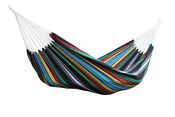 Vivere Brazilian Style Single Hammock - Rio Night - Item BRAZ127