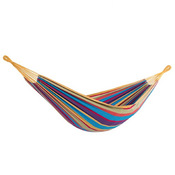 Vivere Brazilian Style Double Hammock - Tropical - Item BRAZ220