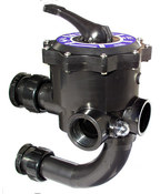 Jandy Pro Series Multi-Port Backwash Valve - Item BWVL-MPV