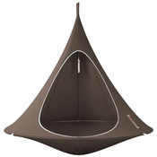 Vivere Double Cocoon Taupe - Item CACDT7
