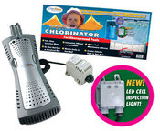 SmartPool ChlorEase Saltwater Chlorinator for Aboveground Pools - Item CL01
