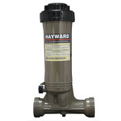 "Hayward In-Line Chlorinator 4.2 lb Capacity for 1.5"" Plumbing - Item CL100"