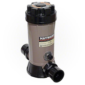 "Hayward In-Line Chlorinator 9 lb Capacity for 2"" Plumbing - Item CL2002S"
