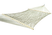 Vivere Cotton Rope Double Hammock - Item COT21