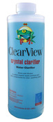ClearView Super Crystal Clarifier - Water Clarifier 32 oz - Item CVLSCCQT12