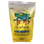Clearview Total Alkalinity Increaser 25 lb - Item CVTA025