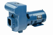Pentair D Series Comm Cast Iron Pump Med Head 5HP 230v Single Phase - Item DMJ-172