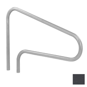 S.R. Smith 3-Bend Safety Hand and Stair Rail with Sealed Steel - Pewter Gray - Item DMS-100A-VG