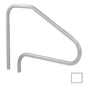 S.R. Smith 4-Bend Safety Hand and Stair Rail - Pearl White - Item DMS-101A-PW