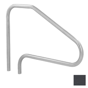 S.R. Smith 4-Bend Safety Hand and Stair Rail with Sealed Steel - Pewter Gray - Item DMS-101A-VG