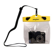 Airhead Drypak Waterproof Yellow Blue Camera Case - 6 x 5 - Item DP-65C