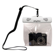Airhead Drypak Waterproof Clear Gray Camera Case - 6 x 5 - Item DP-65CW