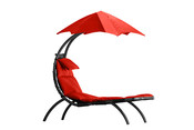 Vivere Original Dream Lounger - Cherry Red - Item DRMLG-CR