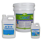 Encore Cool Pool Concrete Deck Composite Coating Bundle - Covers 200 Sq Ft - Item ECK-1-KIT