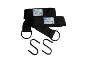 Vivere Eco-Friendly Hammock Tree Straps - 2 Pack - Item EFHTS