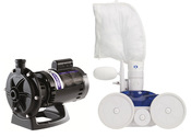 Polaris 280 Automatic Pool Cleaner with PB4-60 Booster Pump - Item F-5-P
