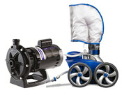 Polaris 3900 Sport Automatic Pool Cleaner with PB4-60 Booster Pump - Item F-6-P