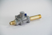 TEC Patio FR Propane Gas Bulk Tank Regulator - Item FM5090