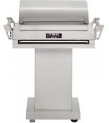"TEC G Sport 36"" Infrared Natural Gas Grill with Stainless Steel Pedestal - Item GSRNTFR-GSPED"