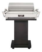 "TEC G Sport 36"" Infrared Natural Gas Grill with Black Pedestal - Item GSRNTFR-GSPEDB"