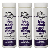 Jack's Magic Stain Solution #1 - The Iron,Cobalt and Spot Etching Stuff 2 lb ... - Item JMIRON2-3