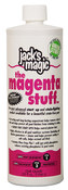 Jack's Magic The Magenta Stuff Metal Solution 32 oz - Item JMMAGENTA032