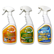 MiracleMist Instant Mold and Mildew Stain Remover, Protectant, and Cleaner ... - Item MMIC-4-MMLTP-4-MMAP-4