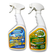 MiracleMist Instant Mold and Mildew Stain Remover and Long Term Protectant ... - Item MMIC-4-MMLTP-4