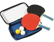 Control Spin Table Tennis 2 Player Racket and Ball Set - Item NG2344P