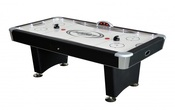 Stratosphere 7.5 ft. Air Hockey Table with Electronic Scoring - Item NG2438H