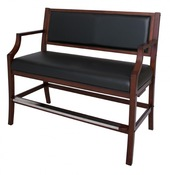 Hampton Club Spectator Bench - Item NG2554W