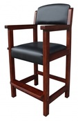 Cambridge Mahogony Spectator Chair - Item NG2556M