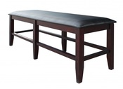 Antique Walnut Unity Bench - Item NG2558W