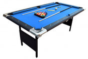 Fairmont 6 ft. Portable Pool Table - Item NG2574