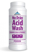 United Chemicals No Dran Acid Wash 2 lb - Item NODRAN-C12