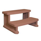 Spa Side Step Redwood - Item NP5403